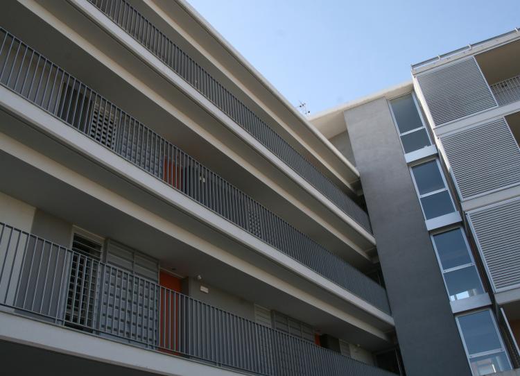 Edifici d 39 habitatges amb protecci oficial per a joves - Pis proteccio oficial barcelona ...