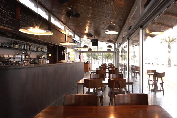 Restaurant la sal del varador premios de arquitectura for Caixa valladolid oficinas