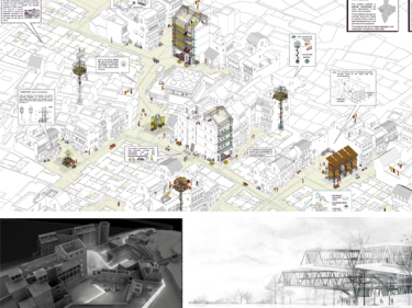 Winners IS ARCH Awards for students of Architecture