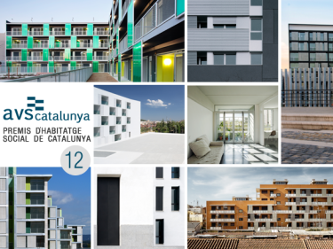 Works Award presented to Social Housing Catalonia 2012
