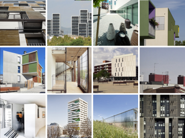 Finalists for Awards AVS Social Housing 2012