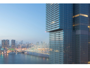 Regional winners of the Best Tall Building Awards 2014