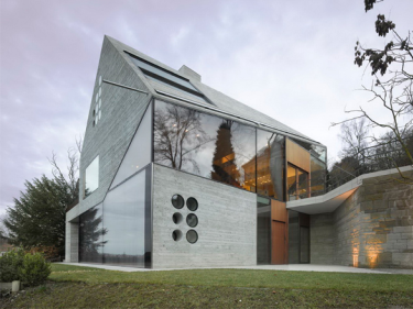 Winners WAN Concrete in Architecture Awards 2014